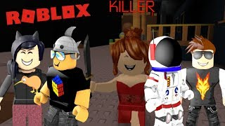 The Disappearing Act!- Roblox Survive The Red Dress Girl