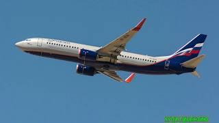 Смотреть видео Бизнес класс у Аэрофлота Boeing B737-800 рейс SU 1751 Якутск - Москва онлайн