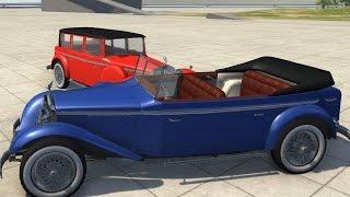 Auriga Heron 1927 - BeamNG.drive
