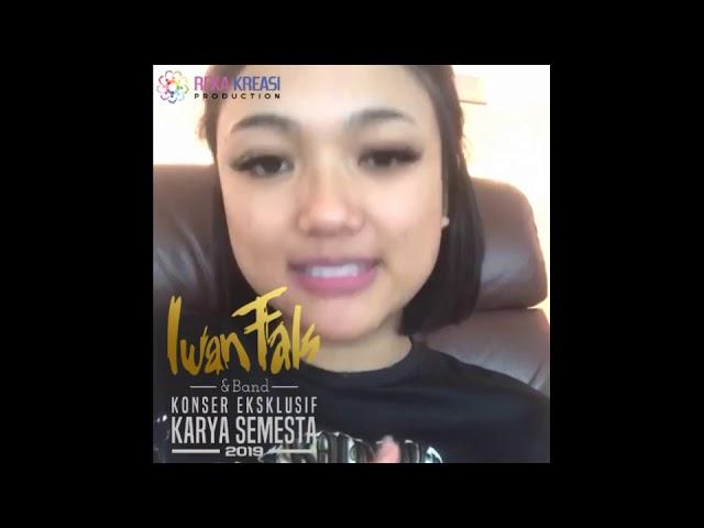 Marion Jola Akan Kolaborasi Dengan Iwan Fals
