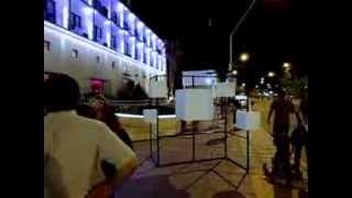 Video Mapping Concurso 30 Años de Democracia (Legislatura de La Provincia de San Juan