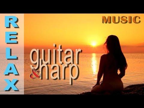 ☯ 2 hours of ZEN RELAXING GUITAR & HARP - Music Meditation