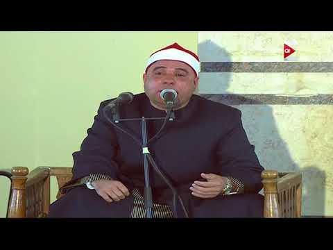 شعائر صلاة الجمعة من مسجد الروضة بالعريش ـ 1 ديسمبر 2017