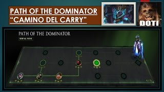 Battle Pass Fall 2016 - Path of the Dominator