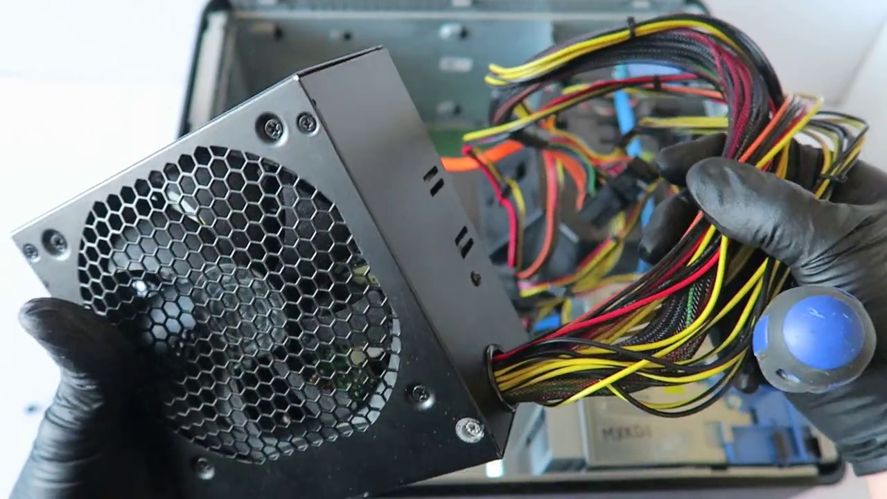 Dell Optiplex 780 Upgrade Video Card RAM SSD Power Supply