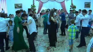 свадьба Заура в самуре 2016. лезгинка