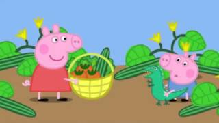 peppa Pig Season 1 Episode 37 Lunch New 2015
