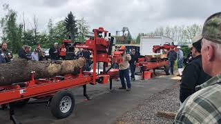 Every Wood-Mizer Sawmill In Action