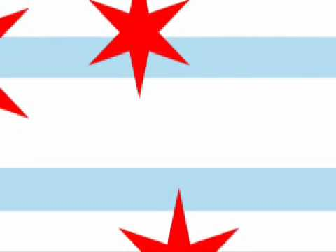 Chicago Flag Animations