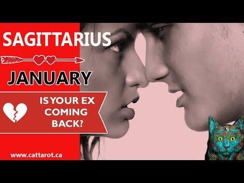 💞 SAGITTARIUS JANUARY/FEB 2018 ***IS YOUR EX COMING BACK?***