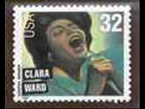 Clara Ward Singers   How I Got Over  1950