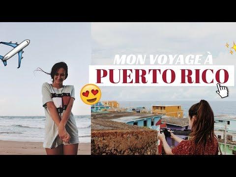 ⭐ TOUT SUR MON VOYAGE - PUERTO RICO! 🌍 (Prix, Hébergement, To Do) - 2018