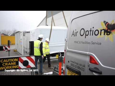Who Are Air options Ltd ?