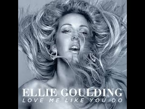 Ellie Goulding Love me like you do. ( One Hour Of Music)