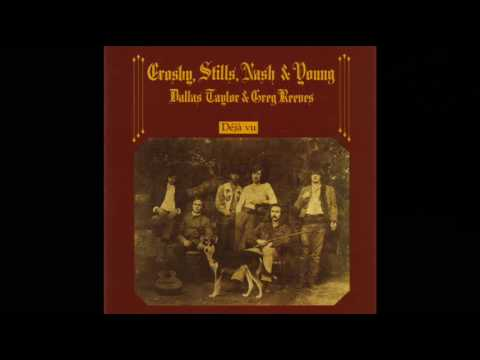 Crosby Stills Nash - Carry On / Questions