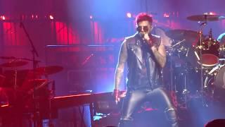 Queen + Adam Lambert - Another One Bites The Dust - United Center Chicago - 7-13-2017
