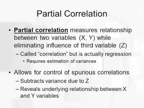 simple versus multiple regression