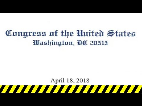Letter Signed: Prosecute Clinton, Comey, McCabe, Yates, Lynch