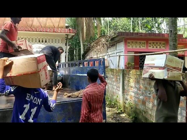 Ramadan Food Pack Distribution in - Khotalphur, Kathalkair and Daorai