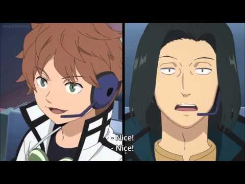 World Trigger Episode 41 - Yuma strikes Arafune