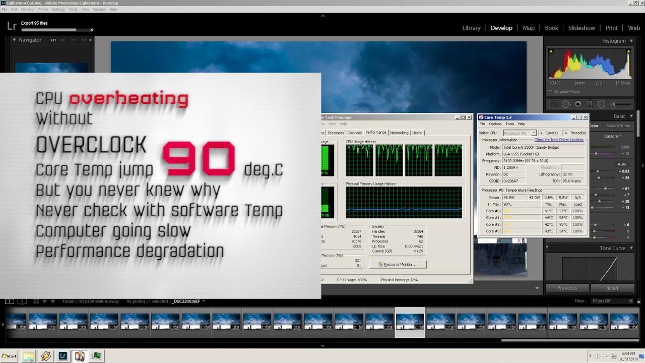Intel CPU Overheat up 90 deg C how to fix