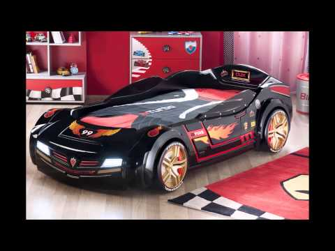 Car Themed Bedroom Design