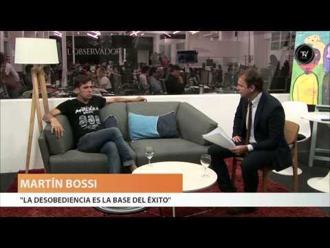 Martin Bossi en El Observador TV