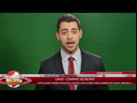 NeoDocto Company Secretary - Panama
