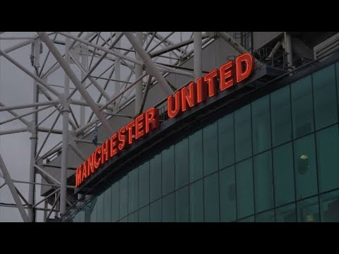 AFP news agency: Football: Manchester United fans react after Mourinho axed