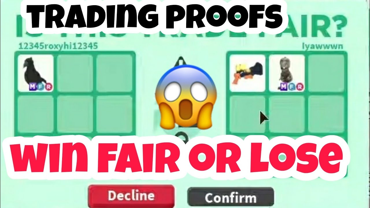 I Traded My Mega Crow and Giraffe In Roblox Adopt Me/ Trading Proofs