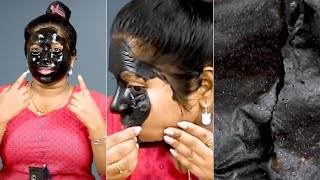 Remove Facial Hair Blackheads and Whiteheads at Home in Secret Tamil Beauty Tips Jessie Evangelin