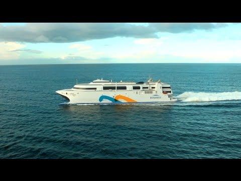 World's Fastest Ship:
