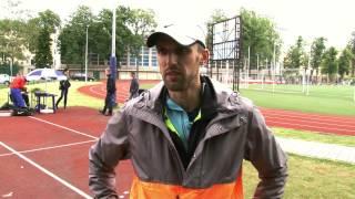 Алексей Дмитрик - интервью после победы на Мемориале Ионова (2,30) 21.06.2014