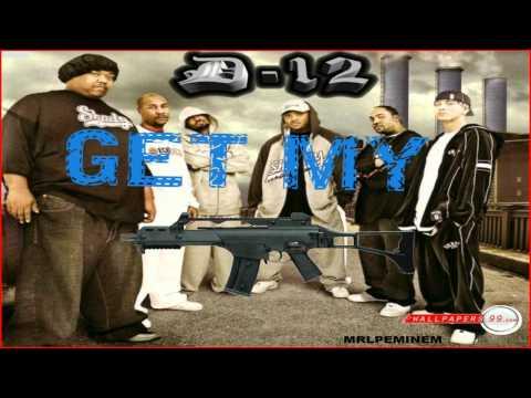 D12  Get My Gun HQ 1080p