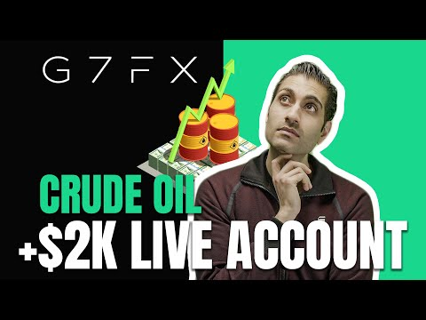 How I Made $2K in a Day Trading Crude Oil – G7FX