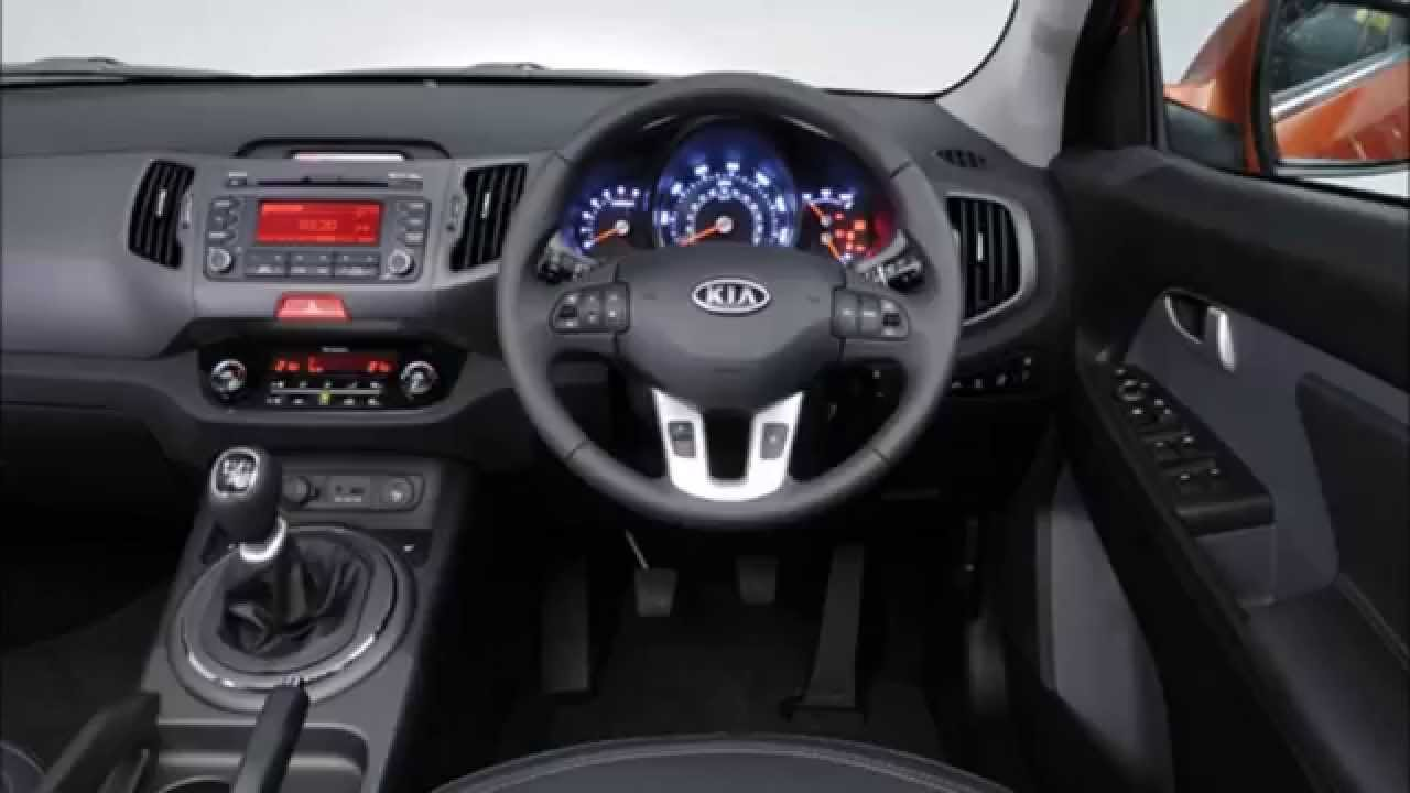 21 wonderful 2016 kia sportage walkaround interior for Interior kia sportage