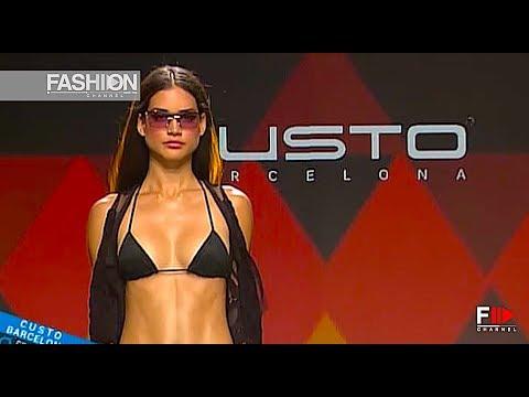 CUSTO BARCELONA Gran Canaria Moda Càlida Swimwear FW Spring Summer 2018 - Fashion Channel - 동영상