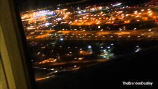 [hd] Air Jamaica/caribbean Airlines Flight #11 To New York (mbj-jfk) B737-800