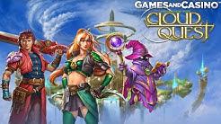 """Online casino slot """"Cloud Quest"""" (review)"""