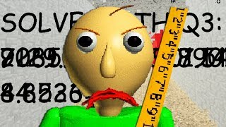 ШКОЛА, КОТОРУЮ МЫ ЗАСЛУЖИЛИ ► Школа.exe | Baldi's Basics in Education and Learning