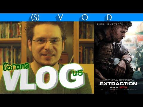 CoronaVlogus #10 - Tyler Rake/Extraction (Requête)
