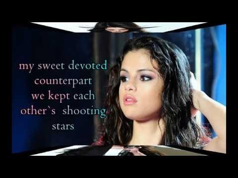 Selena Gomez Survivors Karaoke Version Lyrics HD