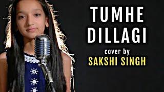 Tumhe Dillagi | cover by Sakshi Singh | Rahat Fateh Ali Khan | Huma Qureshi | Salim