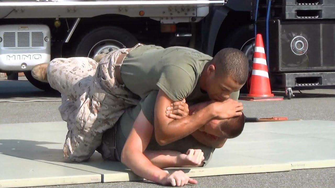 アメリカ陸軍格闘術
