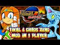 Sonic Adventure 2 Battle PC - Tikal & Chaos Zero Mod in Single Player