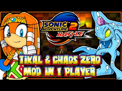 Sonic Adventure 2 Battle PC – Tikal & Chaos Zero Mod in Single Player