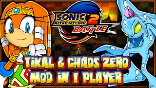 Sonic Adventure 2 Battle PC - Tikal & Chaos Zero Mod in Single Player