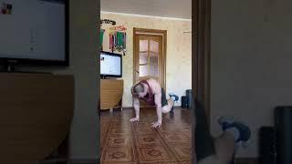 Фулбади Тренировка на все группы мышц в домашних условиях День 1