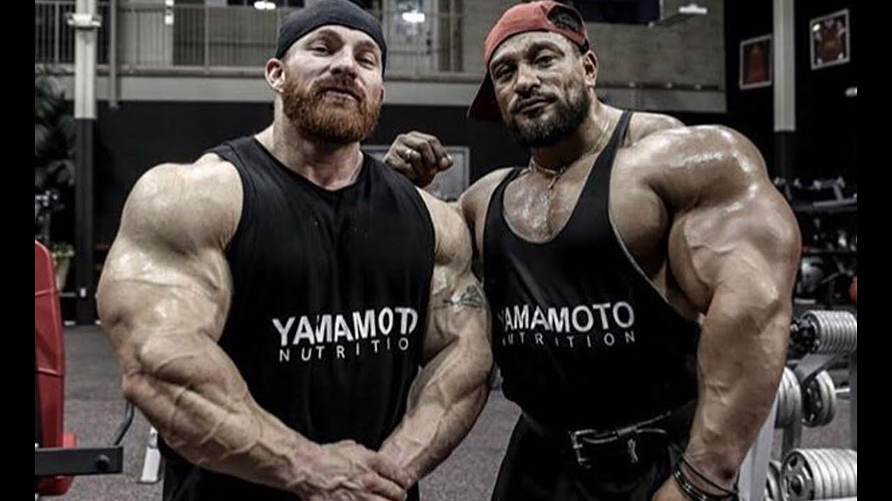 Flex Lewis Will Be Competing As A Men S Open Bodybuilder