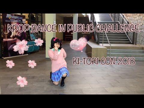 Ki-Tori Con(Momoland, RV, BTS, Love Live, Etc.) | Kpop Public Dance Challenge